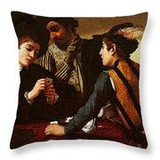 Caravaggio   Throw Pillow