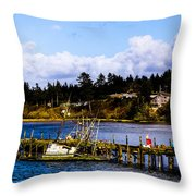 Charleston Or Throw Pillow