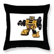 Transformers Throw Pillow