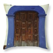 2222 Throw Pillow