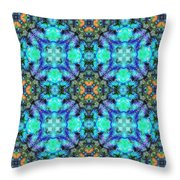 Arabesque 106 Throw Pillow