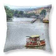 Budapesht  Hungary  Throw Pillow