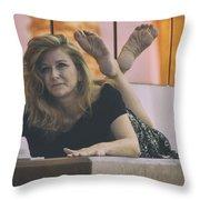 Art Of Life Throw Pillow