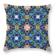 Arabesque 105 Throw Pillow