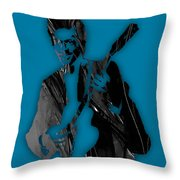 Chuck Berry Collection Throw Pillow