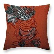 Crazy Pineapple - Tile Throw Pillow