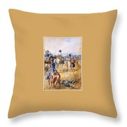 p-iaa2 Henry A Ogden Henry Alexander Ogden Throw Pillow