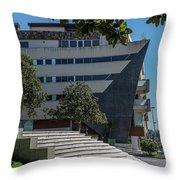 Portugal Pacos De Ferreira Throw Pillow