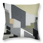 2546  Untitled  Throw Pillow