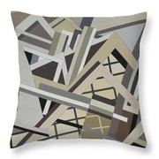 2569  Untitled  Throw Pillow