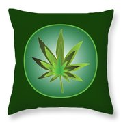 25A Throw Pillow