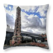 Birmingham England United Kingdom Uk Throw Pillow