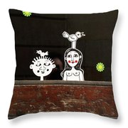 26 Throw Pillow