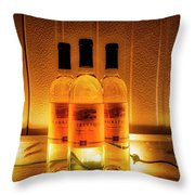 2701- Mauritson Wines Throw Pillow