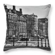272 Amsterdam Throw Pillow