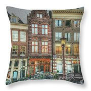 275 Amsterdam Throw Pillow