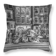 286 Amsterdam Throw Pillow