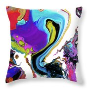 #2882 Swish Throw Pillow