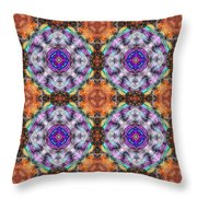 Arabesque 097 Throw Pillow