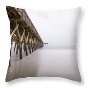 2nd Ave Exposure Throw Pillow
