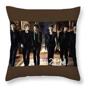 2PM Throw Pillow