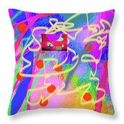 3-10-2015dabcdefghijklmnopqrtuvwxyzabcdefghij Throw Pillow