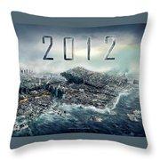 2012 2009 Throw Pillow