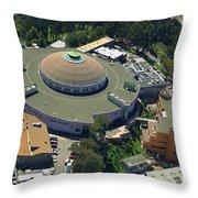 Advanced Light Source, Lbnl Throw Pillow