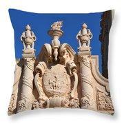Balboa Park, San Diego Throw Pillow