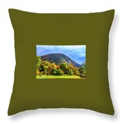 Bear Mountain Bridge  Throw Pillow