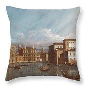 Bernardo Bellotto Throw Pillow