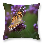 Bespeckled Throw Pillow