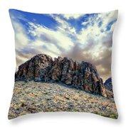 Big Bend National Park Throw Pillow