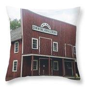 Black Creek Pioneer Village - Canada Throw Pillow