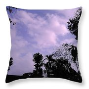 Bordoloi Throw Pillow