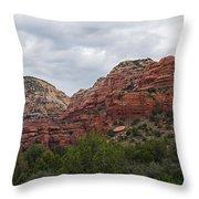 Boynton Canyon Throw Pillow