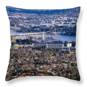 Carillon - Canberra - Australia Throw Pillow