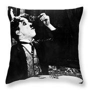 Chaplin: Gold Rush. 1925 Throw Pillow
