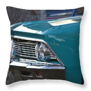 Chevy Throw Pillow