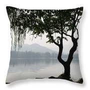 China Throw Pillow