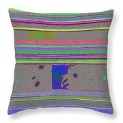 Christmas Holiday Tree Throw Pillow
