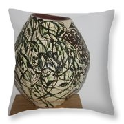 Deity Throw Pillow