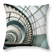 Den Bell Throw Pillow
