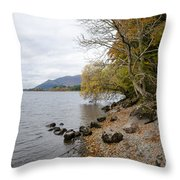 Derwentwater Throw Pillow
