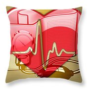 Doctors Collection Throw Pillow