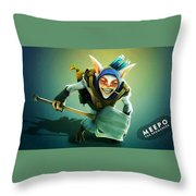 Dota 2 Throw Pillow