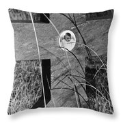 Film Noir Dana Andrews Linda Darnell Fallen Angel 1945 Child's Grave Ghost Town Golden Nm 1972 Throw Pillow