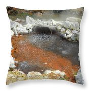 Furnas - Azores Throw Pillow