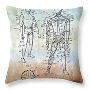G.i. Joe Patent 1964  Throw Pillow