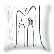 Graphics Throw Pillow